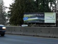 Billboard Pheasant Glen